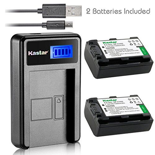 Ultimate material Kastar Battery LCD Rapid Charger for
