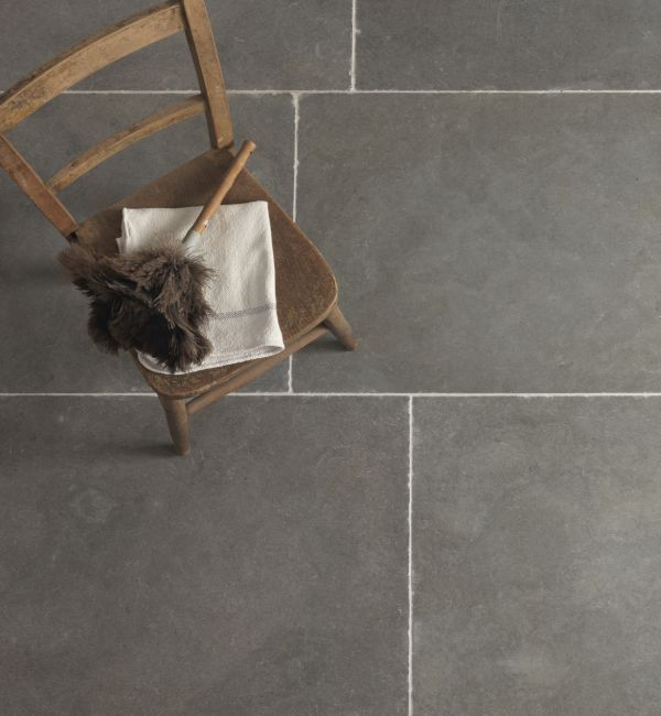 Galway Limestone in a tumbled finish from Artisans of Devizes.