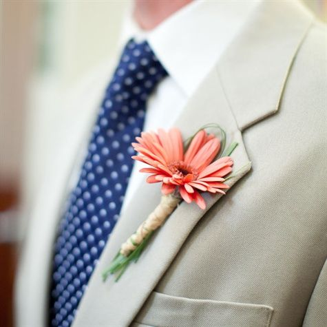 Navy/Coral idea as well as tan suit. I like it! Hopefully I can get him to lean towards tan
