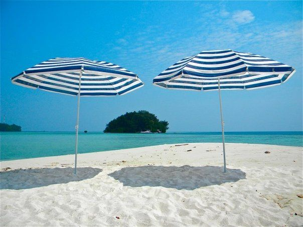 Tiger Island -    will be there in the next 2 days.. insyaallah :)