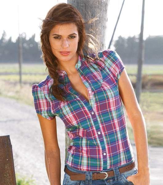 modelos de blusas de chifon - Buscar con Google