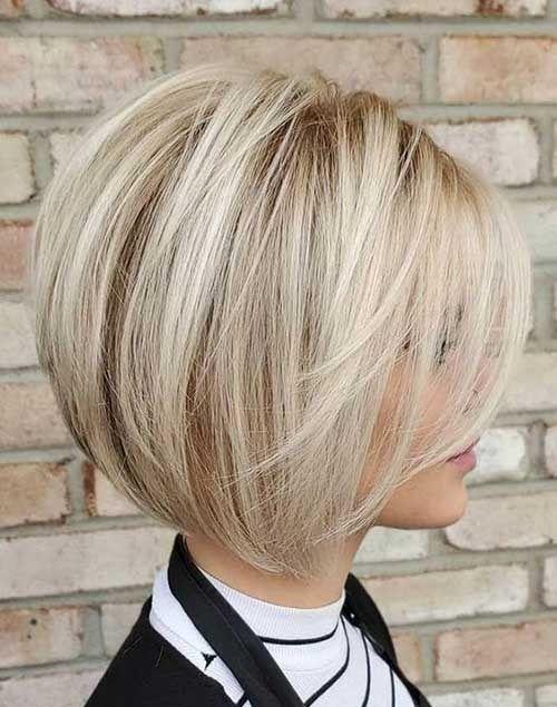 16+ short bob cut for stylish ladies 2020