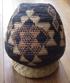 Fair Trade Zulu Beer Basket