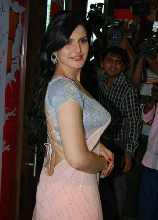 The Bollywood biggest mellon girl actress unseen model zarine khan most hot sexy and erotic tempting pics and images collection which so sed...