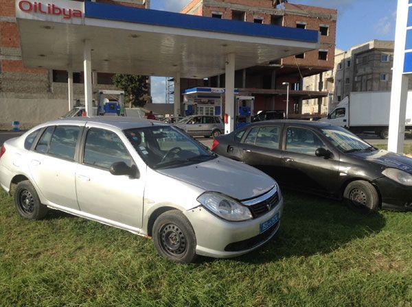 Annonce de vente de voiture occasion en tunisie RENAULT SYMBOL Ben Arous