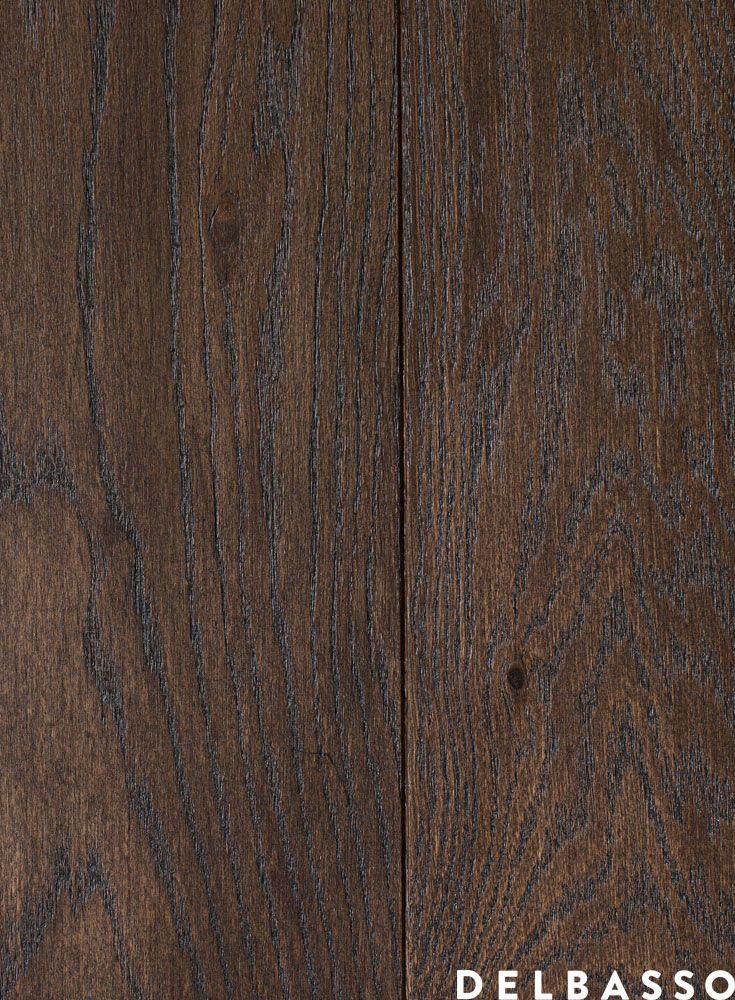 Parquet di quercia francese, verniciato all'acqua, colore argilla. French Oak Floor, painted with water paints, colour: argilla. #parquet by @delbassoparquet