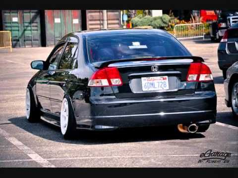 honda civic 2005 modified - Google Search
