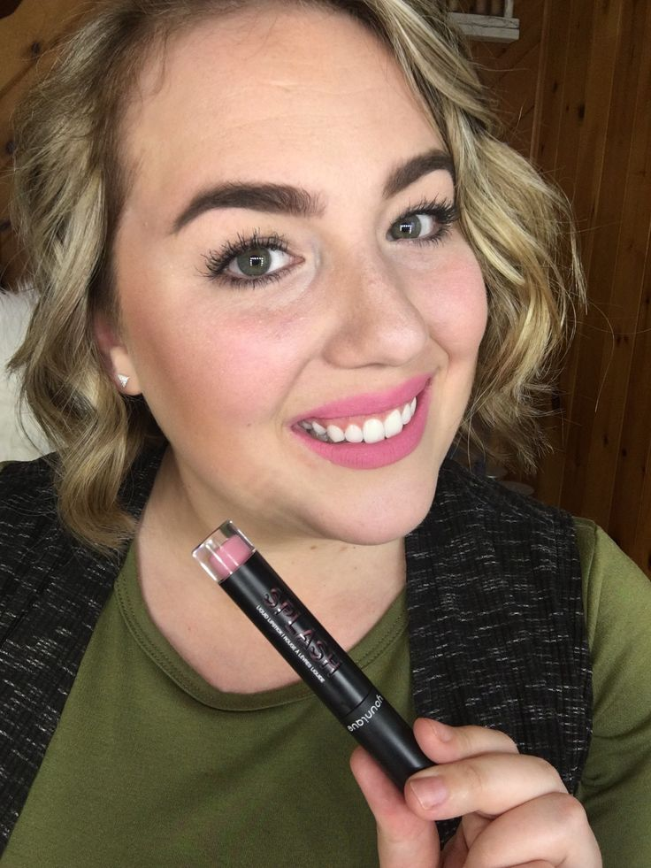 Moodstruck Splash Liquid Lipstick in Sumptuous // Younique