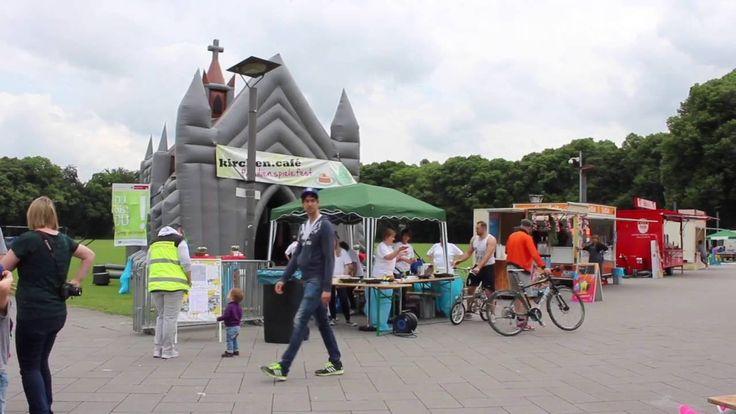 Event : Kirche Lauf in Köln (Duitsland)