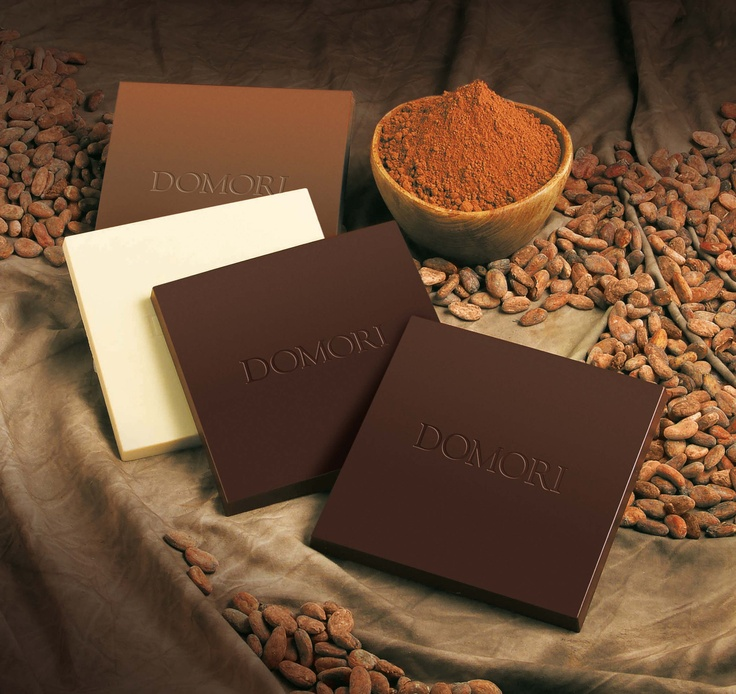 Domori Chocolate Bars