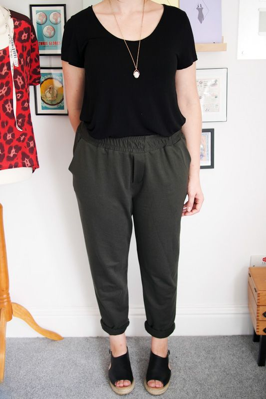 Anima pants by What Katie Sews