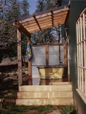 Slanted Pergola Outdoors And Gardening Pinterest