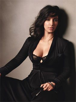Kim Kardashian's Cover-Shoot Photo Gallery