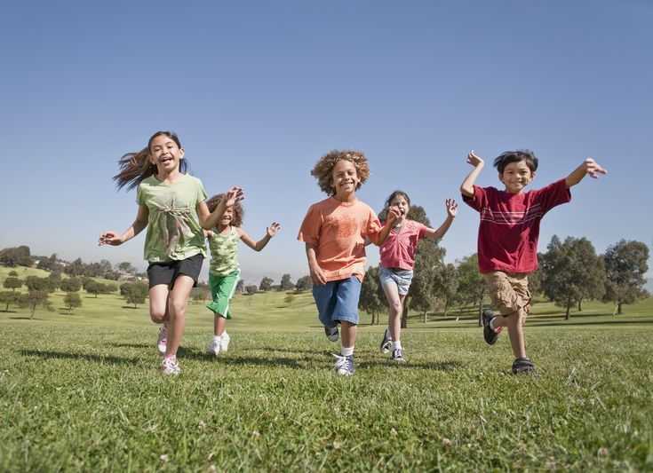 kids running games