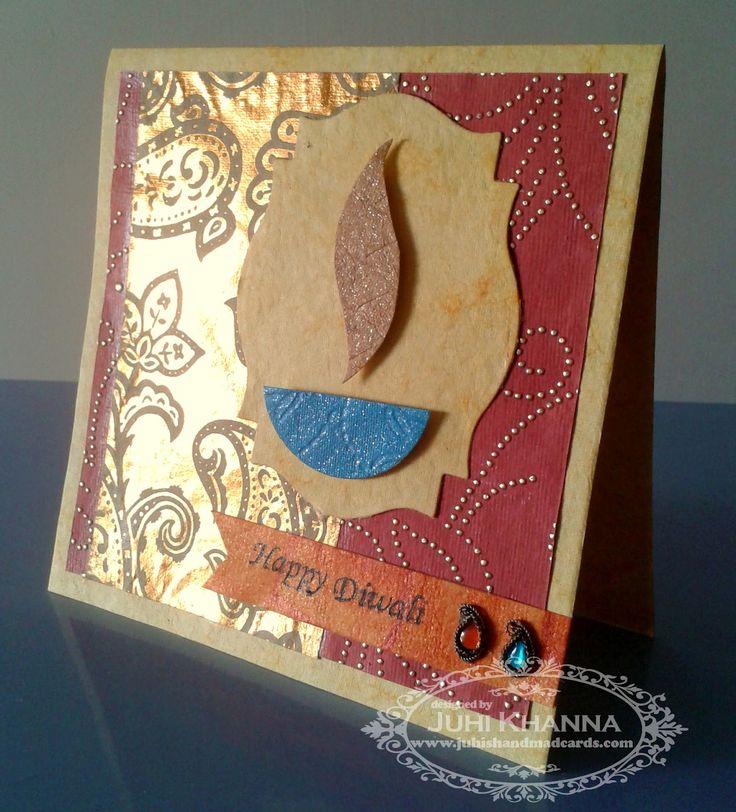 Handmade Cards For Diwali. Handmade Greeting Card Ideas On Pinterest ...