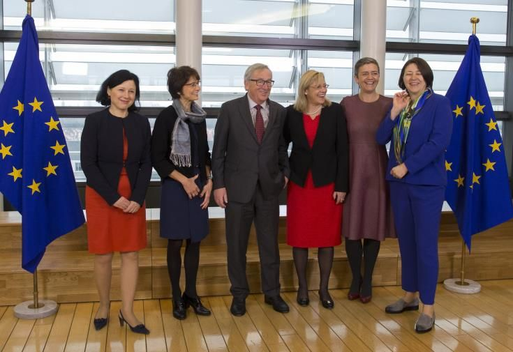 Κομισιόν: Άνιση η πρόοδος προς την ισότητα των δύο φύλων στην ΕΕ