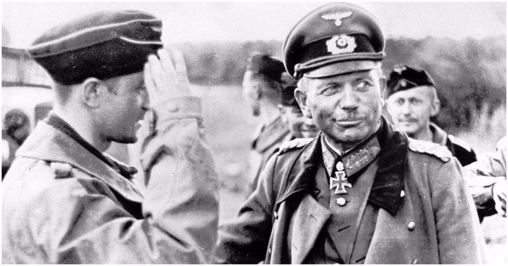 Heinz Guderian, The Father Of The Blitzkrieg – The Officer Who Defied Hitler