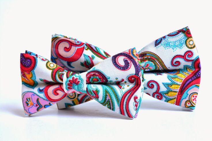 Papion Cu Stil By Laura Ghizila: Set Tata si Fiu #2