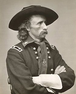 General George Armstrong Custer    My 6th Great Uncle