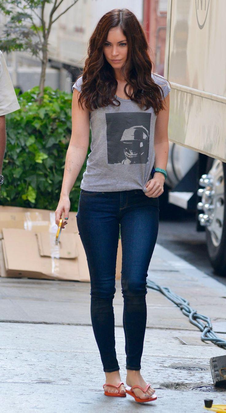 Megan Fox #streetstyle