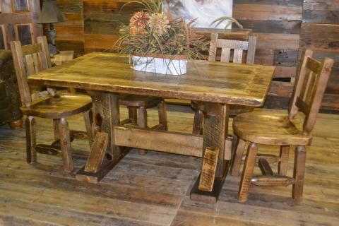 Reclaimed Barn Wood Furniture | Rustic Furniture Mall By Timber Creek