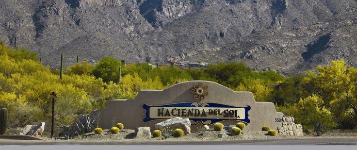 The Hacienda Del Sol Guest Ranch Resort in Tucson, AZ