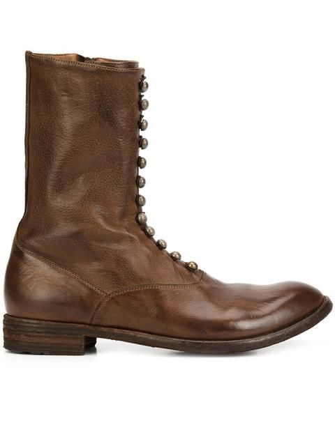 Shop Officine Creative 'Lexikon' boots in Madison from the world's best independent boutiques at farfetch.com. Shop 400 boutiques at one address.
