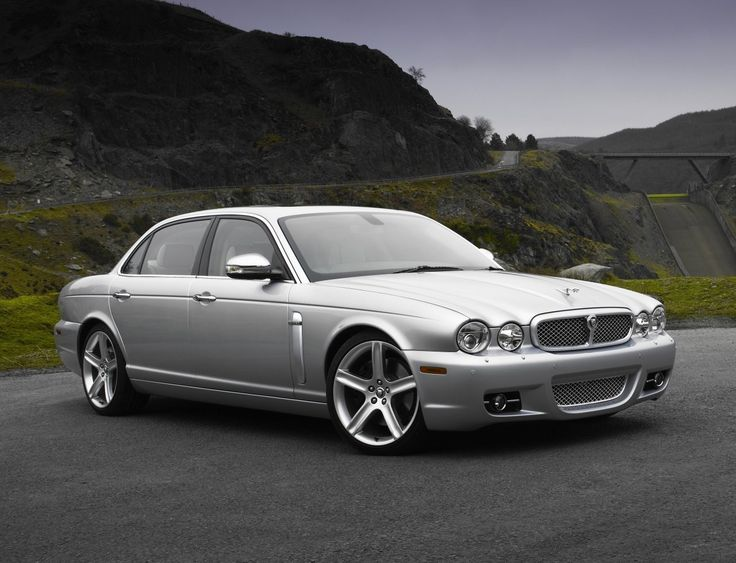 automotive-lust: 2008 Jaguar XJR