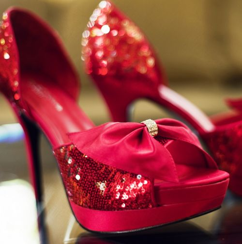 : Sparkly Shoes, Red Shoes, Ruby Slippers, Ruby Red Slippers, Bows, Yellow Bricks Roads, Wizards Of Oz, High Heels, Place