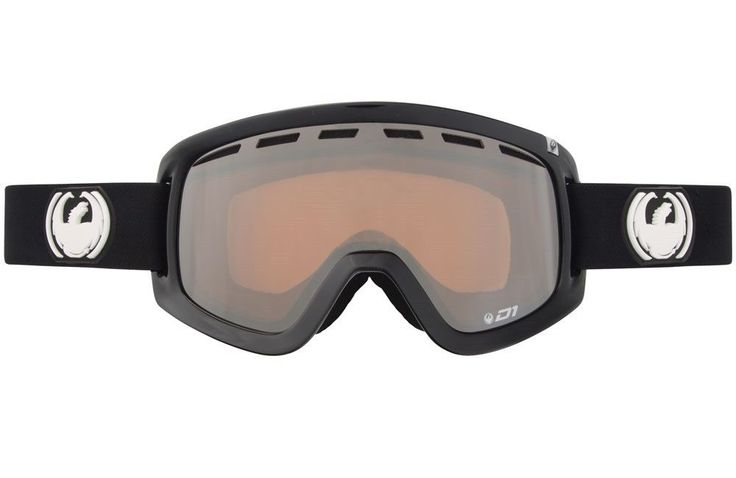 Other Snowboarding 159155: New Dragon D1 Ski Snowboard Goggles Coal - Ion Lens -> BUY IT NOW ONLY: $38.97 on eBay!