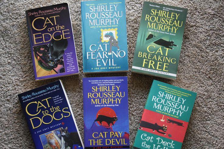Lot of 6 Vintage Shirley Rousseau Murphy books by TheKindLady on Etsy