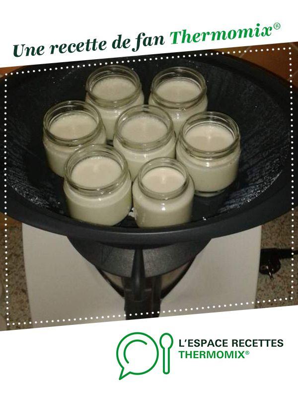 Yaourts au Varoma par neydehotovic. Une recette de fan à retrouver dans la catégorie Desserts & Confiseries sur www.espace-recettes.fr, de Thermomix®.