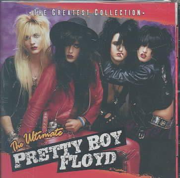 Pretty Boy Floyd - Ultimate Pretty Boy Floyd, Black