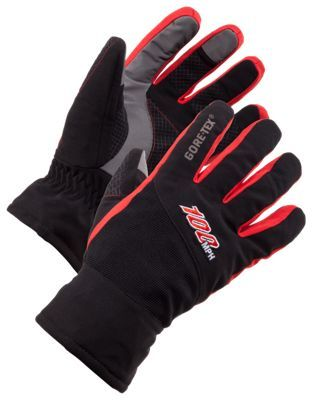 Bass Pro Shops 100 MPH GORE-TEX Insulated Gloves for Men - Black - M