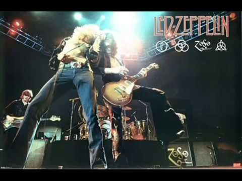 LED ZEPPELIN All Of My Love Live - YouTube