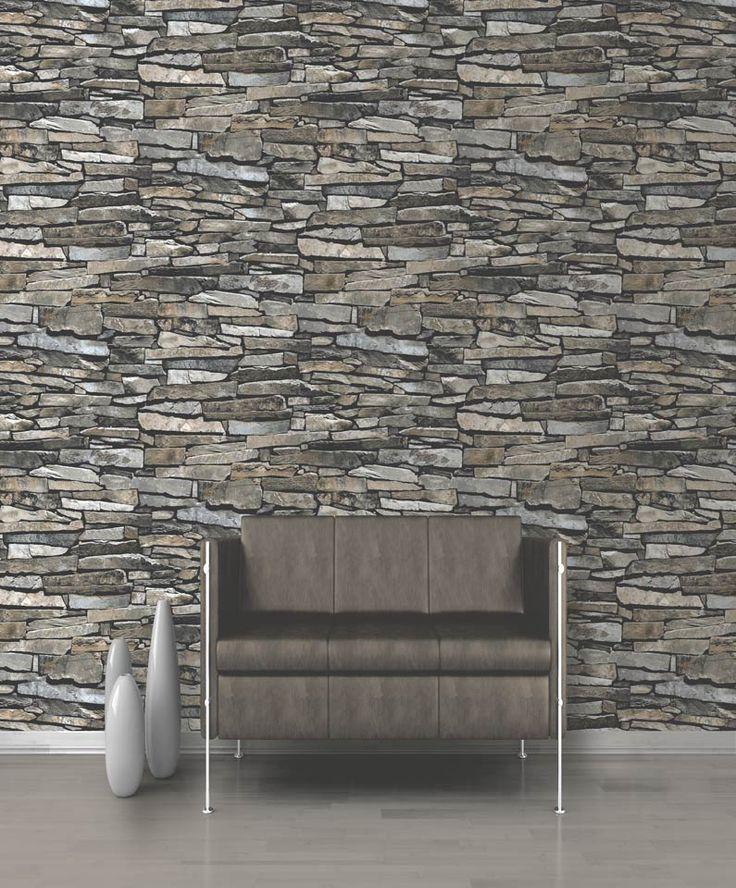 17 beste idee n over steenbehang op pinterest nep steen accent muren en muurschilderingen. Black Bedroom Furniture Sets. Home Design Ideas
