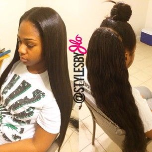 Sew In Hairstyle 38 Best Sewin Braid Pattern Images On Pinterest  Hair Pieces