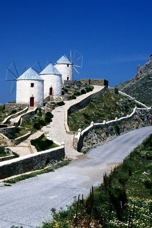 Dodecanese, Leros, Greece. by minerva