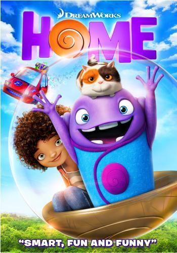 Home, Movie on DVD, Family Movies, Kids Movies, new movies, new movies on DVD