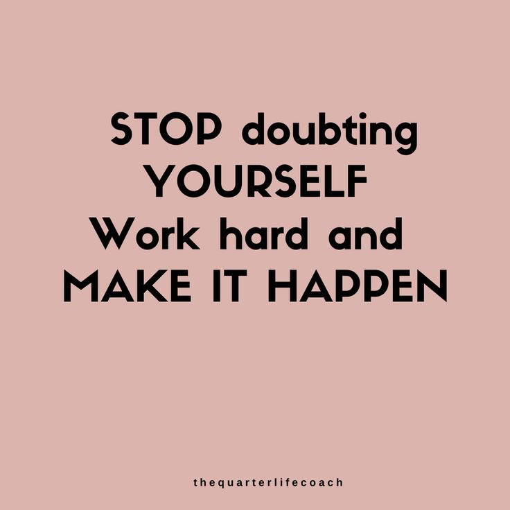 Something to keep you going!  http://myquarterlifecoach.com/
