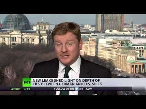 BND und NSA Hand in Hand: Hat Merkel ihren Geheimdienst noch im Griff? RT Deutsch - https://www.youtube.com/watch?v=yV0ga_6UiYQ&t=20s  Geheimdienst-Chef Österreichs packt aus_ BRD ist immer noch US-besetzt https://youtu.be/ryDlxCnIsp0  Deutschland ist eine 'US-Kolonie' und wir beweisen es! https://youtu.be/yU69joQJ4WQ  Die Anstalt_ Bundesrepublik Deutschland ist besetzt https://youtu.be/bsdl24johKY   Bitte unterstützt freie Medien  yoice.net Media https://www.youtube.com/user/yoicenet3…