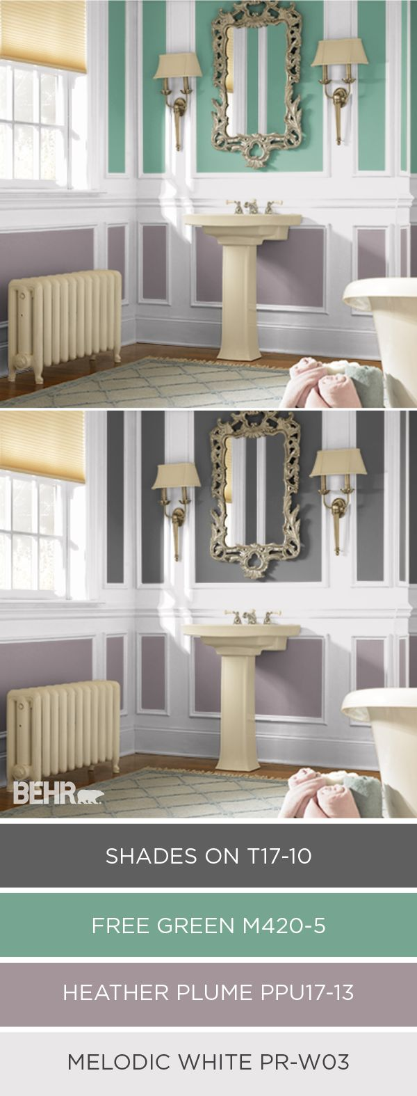 Check Out Behr S Collection Of Color Curs For 2017 These Modern Shades Can Be