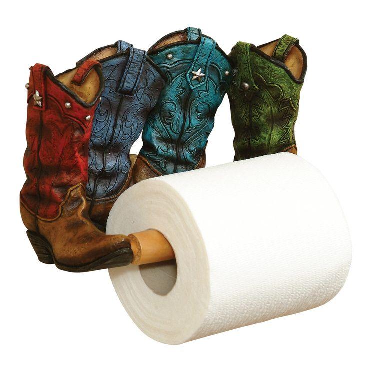 Cowboy Bathroom Accessories
