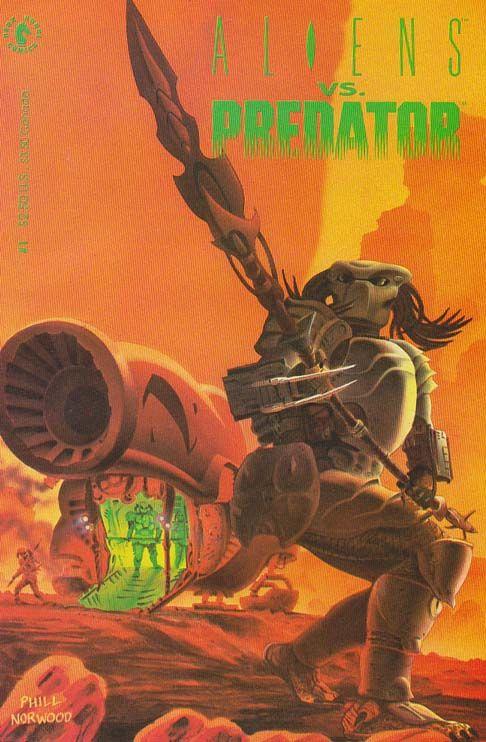 Aliens vs Predator #1 Mint $8.00