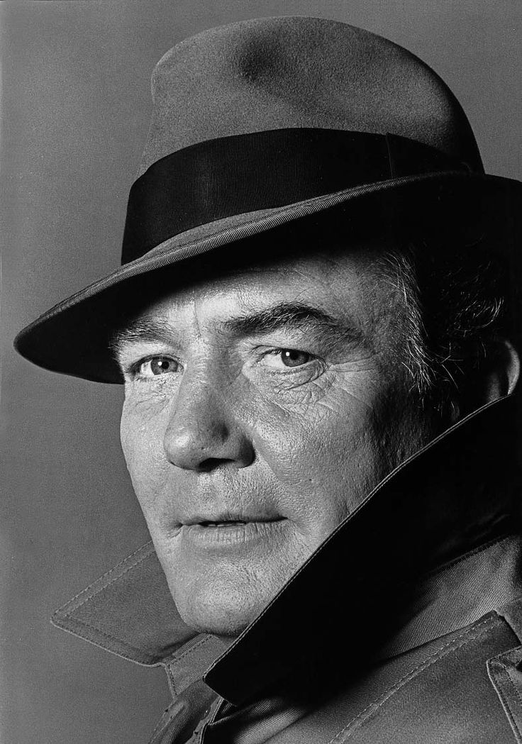 Albert Finney (1936) - English actor on stage and film. Photo © Brian Hamill