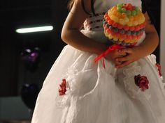 #Colors #Daminha #Noiva #Candy #Marshmallow #Lollipop #Wedding