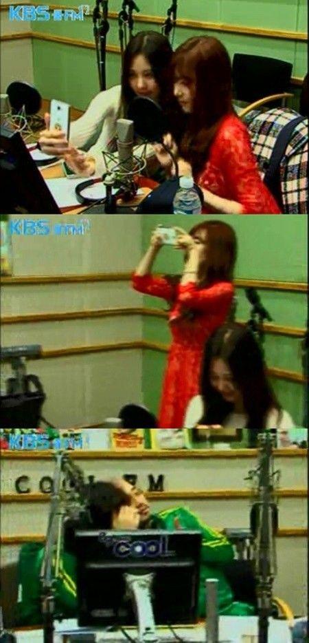 Girls' Generation's Seohyun and Tiffany visit new radio program 'Jo Jung Chi & Harim's 2 O'clock' | allkpop.com