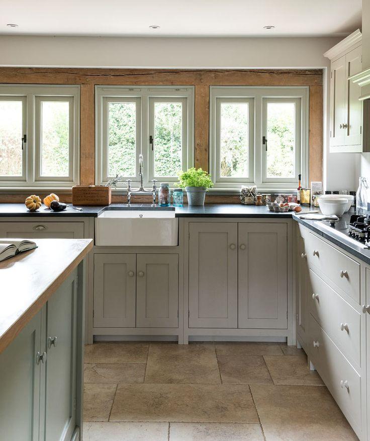 Border Oak kitchen