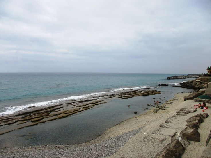 Tyrhénské moře - Pizzo - Kalábrie - Itálie