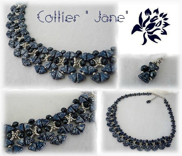 Collier Jane  kheops